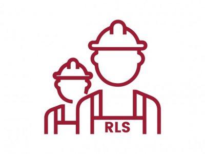 R.L.S.  –  Rappresentante dei Lavoratori per la Sicurezza.