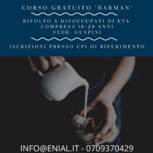 """Integrazione Allievi corso """"Barman"""" – Guspini"""